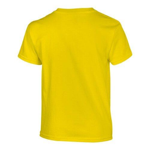 Custom Printed Fruit of the Loom HD6BY Youth Lofteez HD T-Shirt - 20 - Back View | ThatShirt