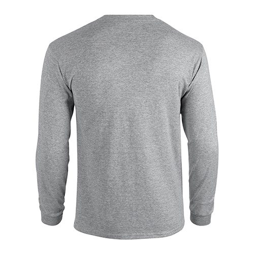 Custom Printed Fruit of the Loom HD6LR Lofteez HD Long-Sleeve T-Shirt - 1 - Back View | ThatShirt
