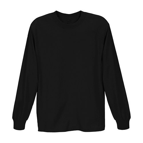 Custom Printed Fruit of the Loom HD6LR Lofteez HD Long-Sleeve T-Shirt - 2 - Front View | ThatShirt