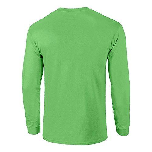 Custom Printed Fruit of the Loom HD6LR Lofteez HD Long-Sleeve T-Shirt - 10 - Back View | ThatShirt
