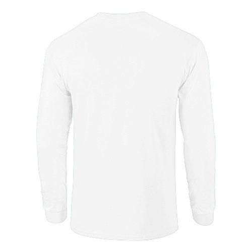 Custom Printed Fruit of the Loom HD6LR Lofteez HD Long-Sleeve T-Shirt - 13 - Back View | ThatShirt