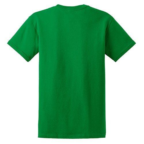 Custom Printed Fruit of the Loom L3930R Ladies' Heavy Cotton HD T-Shirt - 10 - Back View   ThatShirt