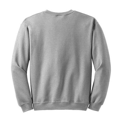 Custom Printed Fruit of the Loom SF72R Sofspun Sweatshirt - 2 - Back View | ThatShirt