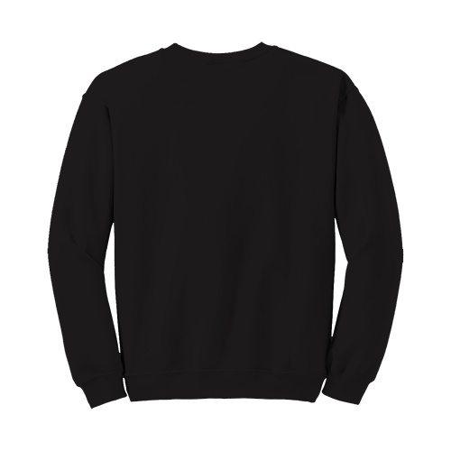 Custom Printed Fruit of the Loom SF72R Sofspun Sweatshirt - 3 - Back View | ThatShirt