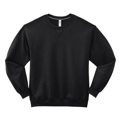 Custom Printed Fruit of the Loom SF72R Sofspun Sweatshirt - Front View | ThatShirt