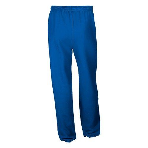 Custom Printed Gildan 1820 Heavy Blend Elastic Sweatpant - 6 - Back View | ThatShirt
