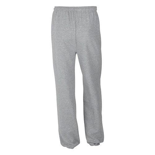 Custom Printed Gildan 1820 Heavy Blend Elastic Sweatpant - 0 - Back View | ThatShirt