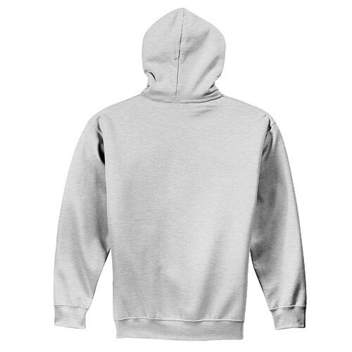 Custom Printed Gildan 1850 Heavy Blend 50–50 Pullover Hoodie - 2 - Back View | ThatShirt