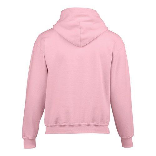 Custom Printed Gildan 185B Youth Heavy Blend 50/50 Hooded Sweatshirt - 11 - Back View | ThatShirt