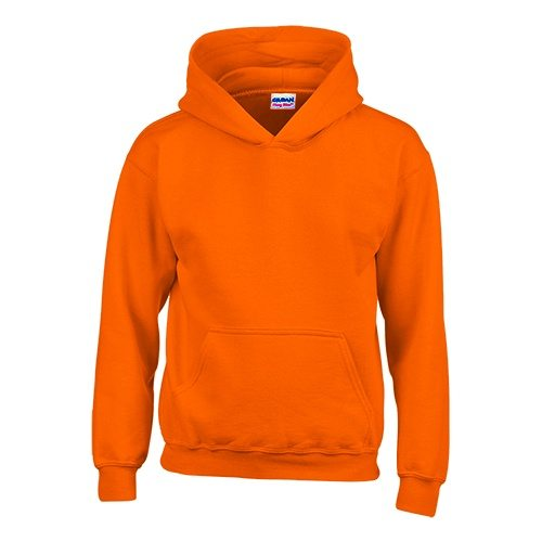 Gildan 185B Youth Heavy Blend 50/50 Hooded Sweatshirt