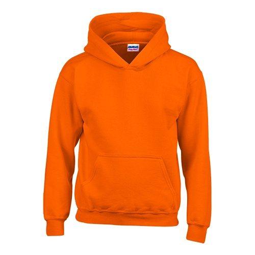 Gildan 185B Youth Heavy Blend 50/50 Hooded Sweatshirt