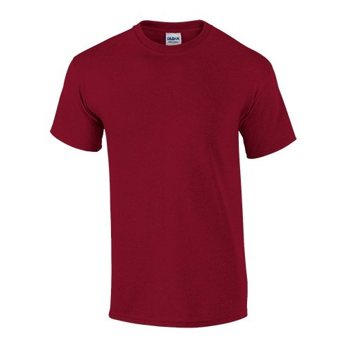 Custom Printed Gildan 2000 Ultra Cotton Unisex T-Shirt - 1 - Front View | ThatShirt