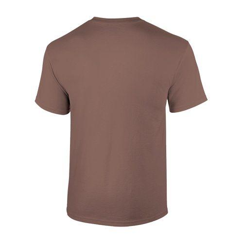 Custom Printed Gildan 2000 Ultra Cotton Unisex T-Shirt - 12 - Back View   ThatShirt