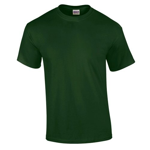 Custom Printed Gildan 2000 Ultra Cotton Unisex T-Shirt - 17 - Front View | ThatShirt