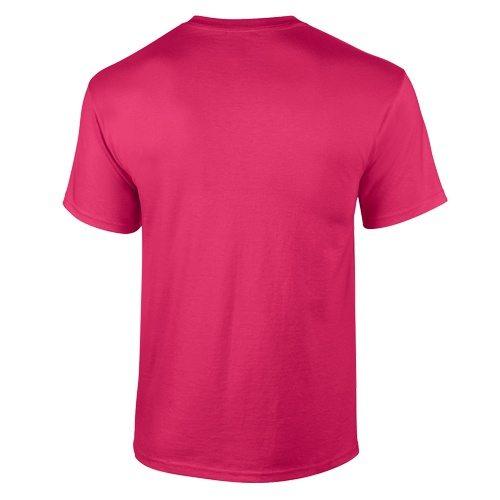 Custom Printed Gildan 2000 Ultra Cotton Unisex T-Shirt - 24 - Back View   ThatShirt