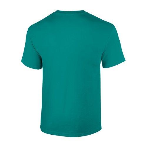 Custom Printed Gildan 2000 Ultra Cotton Unisex T-Shirt - 29 - Back View   ThatShirt
