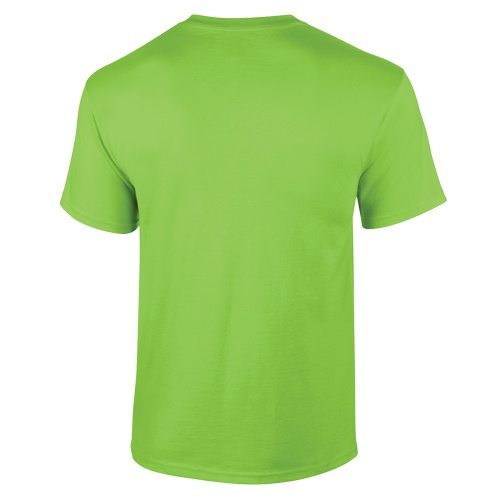 Custom Printed Gildan 2000 Ultra Cotton Unisex T-Shirt - 34 - Back View | ThatShirt