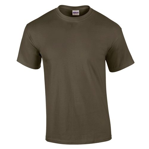 Custom Printed Gildan 2000 Ultra Cotton Unisex T-Shirt - Front View | ThatShirt
