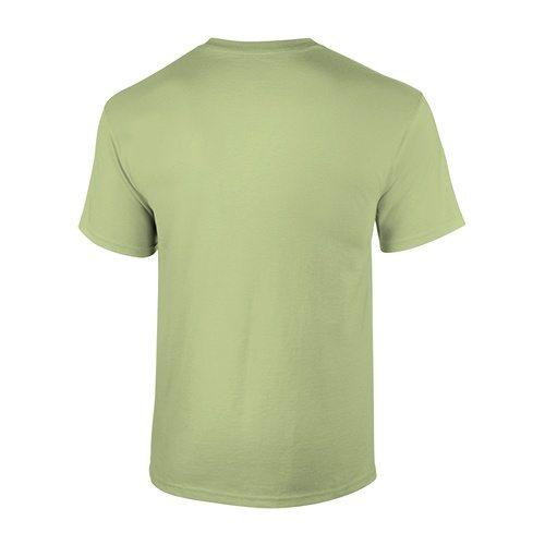 Custom Printed Gildan 2000 Ultra Cotton Unisex T-Shirt - 44 - Back View   ThatShirt