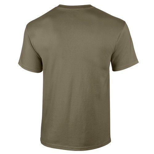 Custom Printed Gildan 2000 Ultra Cotton Unisex T-Shirt - 45 - Back View | ThatShirt