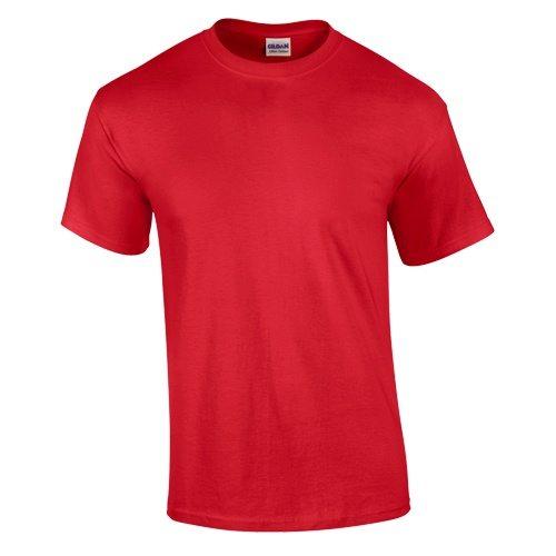 Custom Printed Gildan 2000 Ultra Cotton Unisex T-Shirt - Front View   ThatShirt
