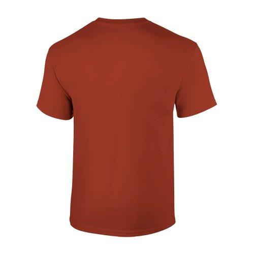 Custom Printed Gildan 2000 Ultra Cotton Unisex T-Shirt - 49 - Back View | ThatShirt