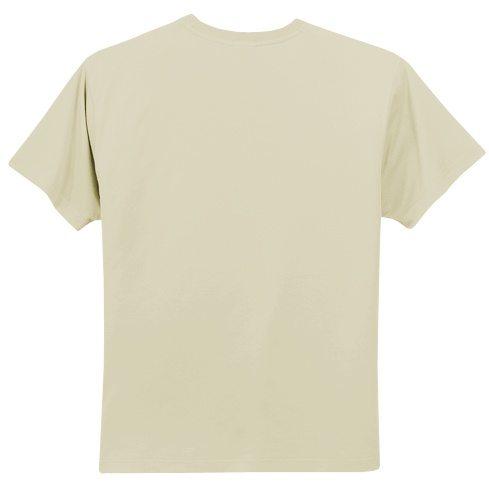 Custom Printed Gildan 2000 Ultra Cotton Unisex T-Shirt - 53 - Back View   ThatShirt