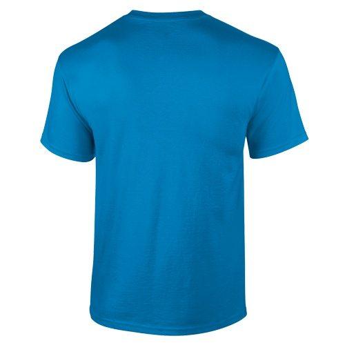 Custom Printed Gildan 2000 Ultra Cotton Unisex T-Shirt - 54 - Back View | ThatShirt