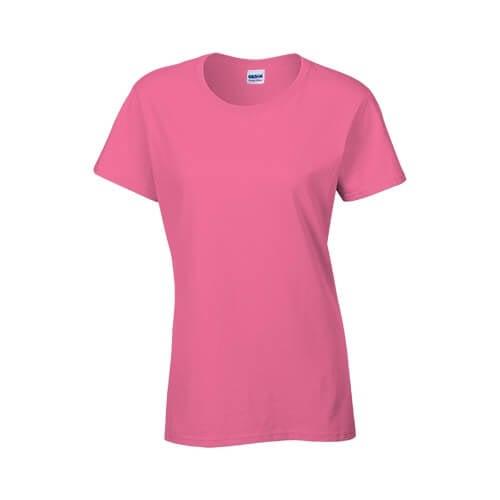 Custom Printed Gildan 2000L Ladies' Ultra Cotton Missy Fit T-Shirt - Front View | ThatShirt