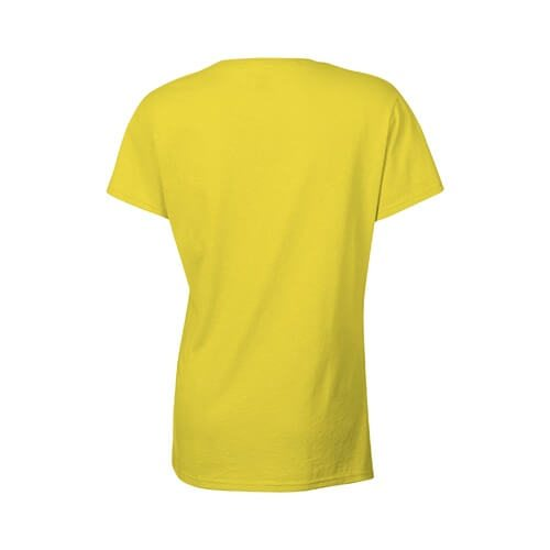 Custom Printed Gildan 2000L Ladies' Ultra Cotton Missy Fit T-Shirt - 5 - Back View | ThatShirt