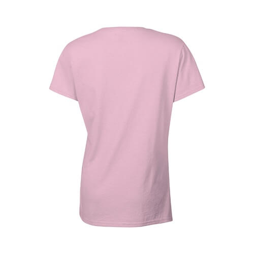 Custom Printed Gildan 2000L Ladies' Ultra Cotton Missy Fit T-Shirt - 13 - Back View | ThatShirt