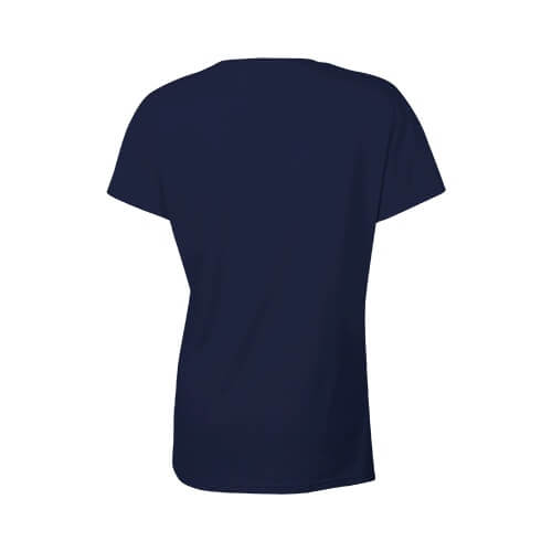 Custom Printed Gildan 2000L Ladies' Ultra Cotton Missy Fit T-Shirt - 15 - Back View | ThatShirt