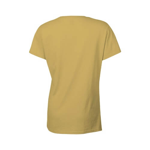 Custom Printed Gildan 2000L Ladies' Ultra Cotton Missy Fit T-Shirt - 16 - Back View | ThatShirt