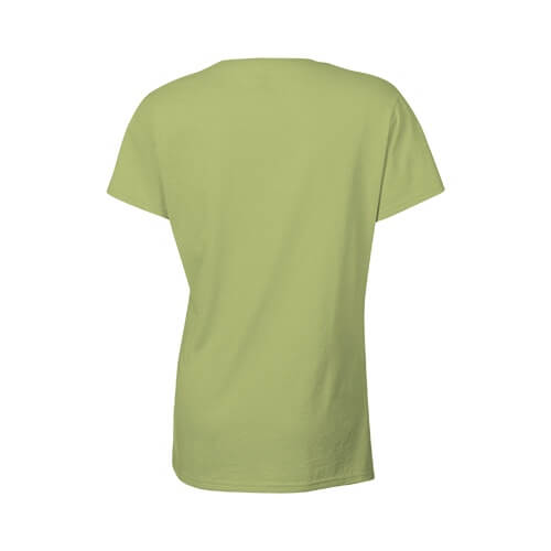 Custom Printed Gildan 2000L Ladies' Ultra Cotton Missy Fit T-Shirt - 19 - Back View | ThatShirt