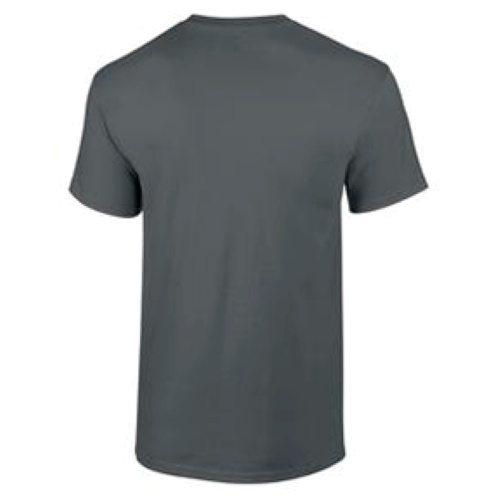 Custom Printed Gildan 2000T Ultra Cotton Tall T-shirt - 2 - Back View | ThatShirt