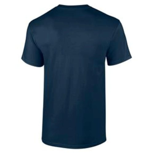 Custom Printed Gildan 2000T Ultra Cotton Tall T-shirt - 3 - Back View | ThatShirt