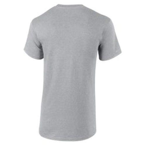 Custom Printed Gildan 2000T Ultra Cotton Tall T-shirt - 5 - Back View | ThatShirt