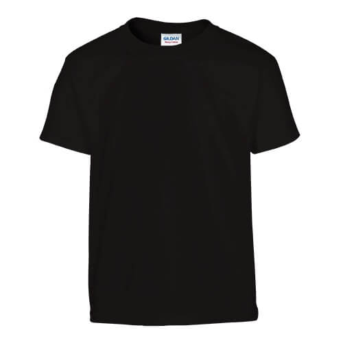 Custom Printed Gildan 200B Youth Ultra Cotton T-Shirt - 2 - Front View | ThatShirt