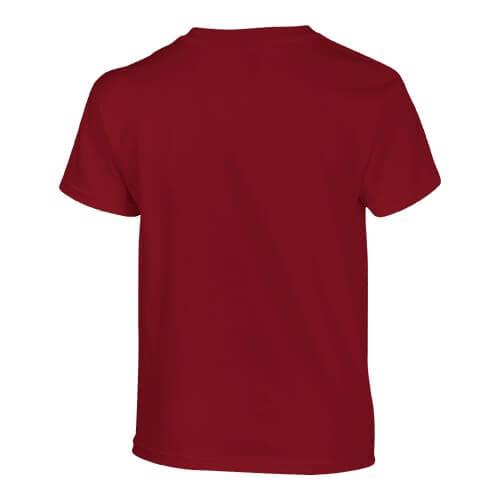 Custom Printed Gildan 200B Youth Ultra Cotton T-Shirt - 3 - Back View | ThatShirt