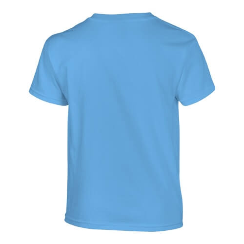 Custom Printed Gildan 200B Youth Ultra Cotton T-Shirt - 4 - Back View | ThatShirt