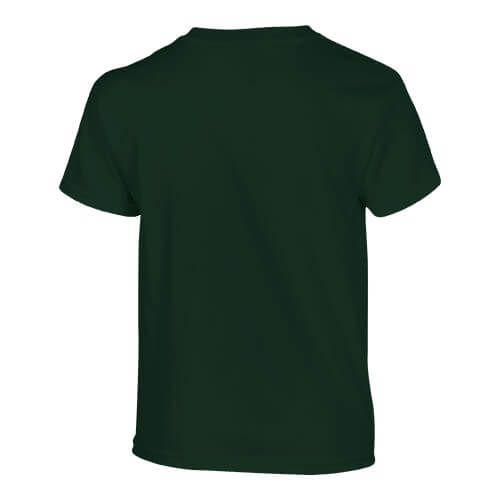 Custom Printed Gildan 200B Youth Ultra Cotton T-Shirt - 9 - Back View | ThatShirt