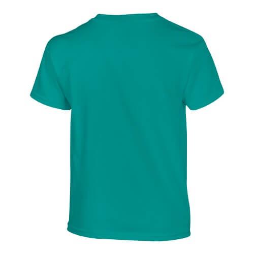 Custom Printed Gildan 200B Youth Ultra Cotton T-Shirt - 14 - Back View | ThatShirt