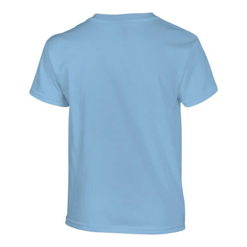 Custom Printed Gildan 200B Youth Ultra Cotton T-Shirt - 16 - Back View | ThatShirt
