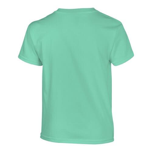 Custom Printed Gildan 200B Youth Ultra Cotton T-Shirt - 20 - Back View | ThatShirt