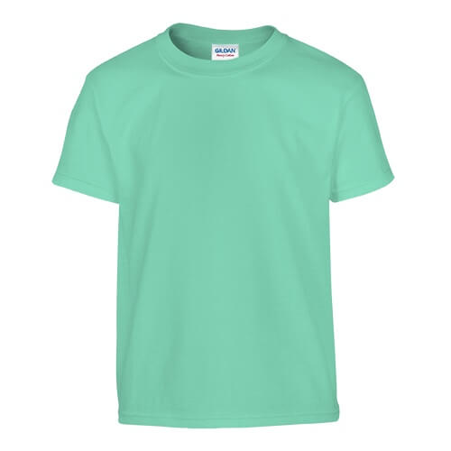 Custom Printed Gildan 200B Youth Ultra Cotton T-Shirt - Front View | ThatShirt