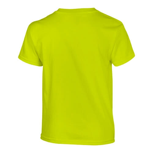 Custom Printed Gildan 200B Youth Ultra Cotton T-Shirt - 26 - Back View | ThatShirt