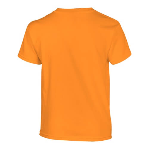 Custom Printed Gildan 200B Youth Ultra Cotton T-Shirt - 27 - Back View | ThatShirt