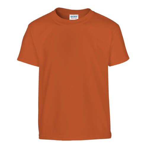Custom Printed Gildan 200B Youth Ultra Cotton T-Shirt - Front View   ThatShirt