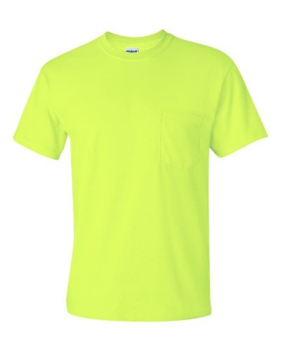 Custom Printed Gildan 2300 Ultra Cotton Pocketed T-Shirt - 0 - Front View | ThatShirt