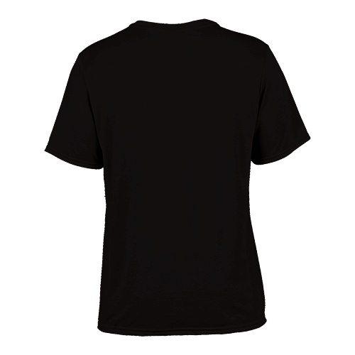 Custom Printed Gildan 42000 Performance T-shirt - 1 - Back View | ThatShirt